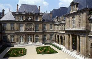 Hôtel Carnavalet à Paris (ex-hôtel des Ligneris)
