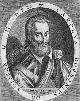 Charles de Bourbon, comte de Soissons