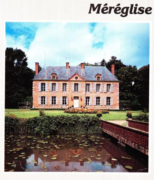 Château de Méréglise (Eure-et-Loir)