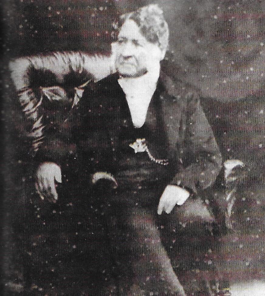 Louis-Philippe en mars 1848 à Claremont House en Angleterre